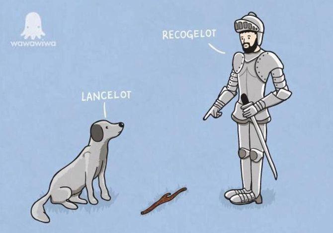 Jugar con palos = ruleta rusa