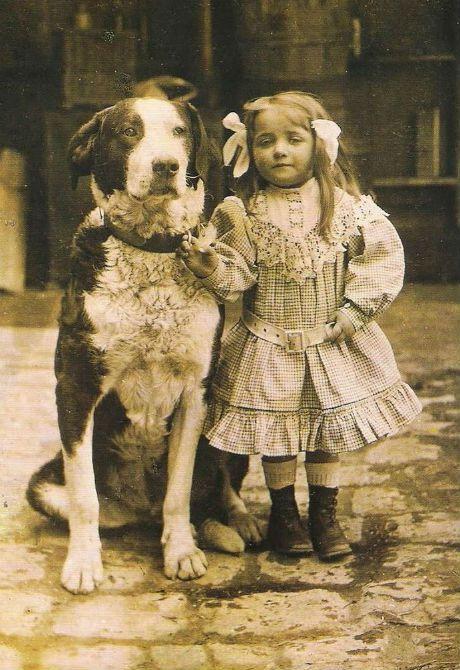Super Cachorros en el siglo pasado