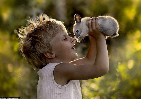fotos-Yaroslav-y-Vanya-con-animales