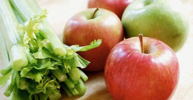 Frutas Verduras Otono