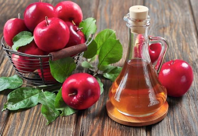 Vinagre de sidra de manzana: Un súper suplemento