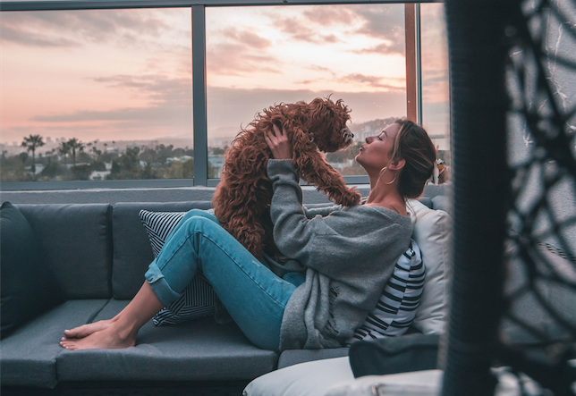 ¿Puedes morir por los besos de tu perro?